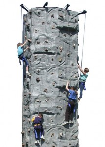 Rock Wall Rental Portable Climbing Walls