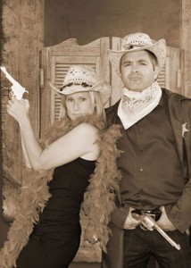 Wild West Photos! Old time Photos for events.